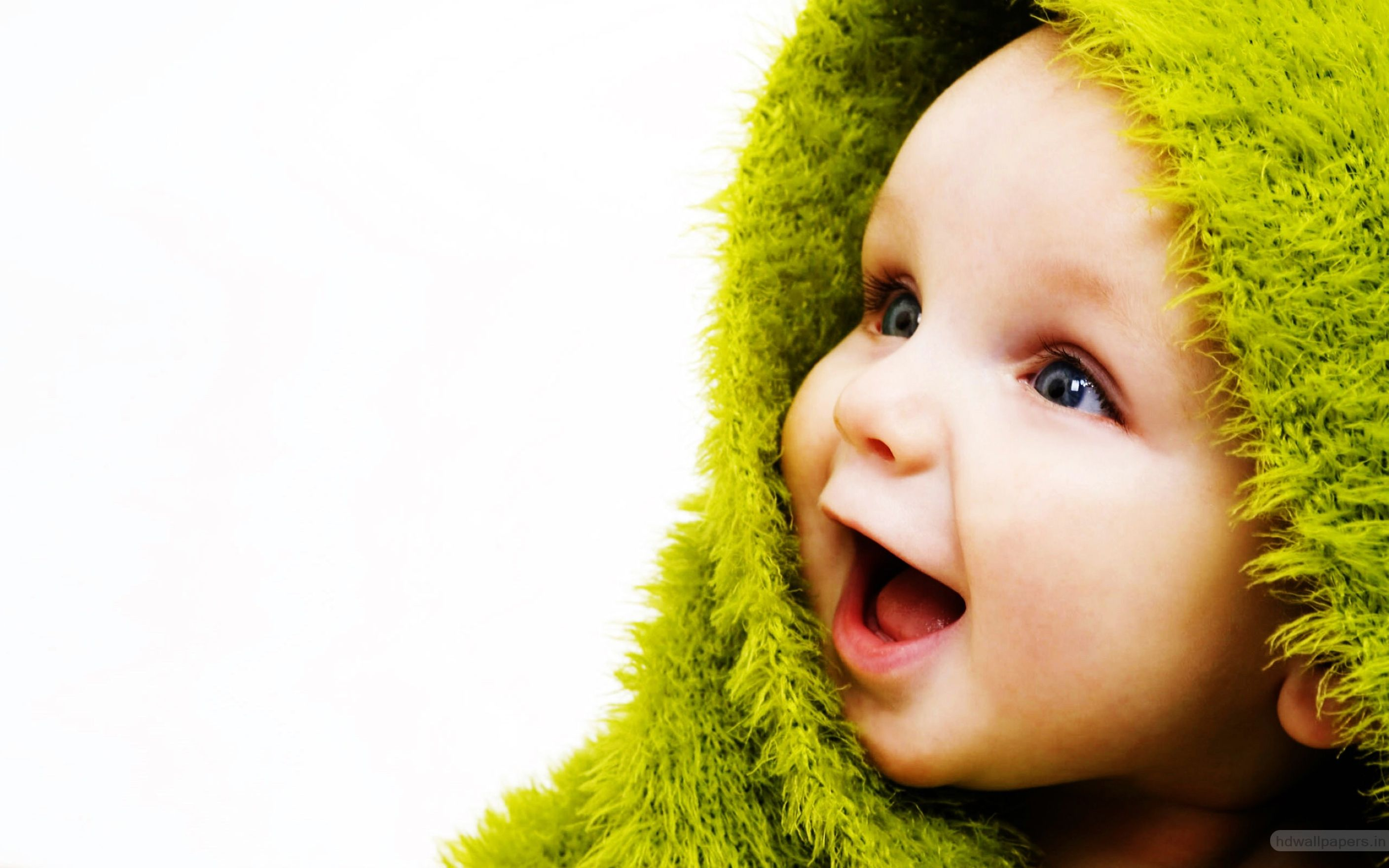 Little Cute Baby Wide Wallpaper Desktop HD Wallpaper Download
