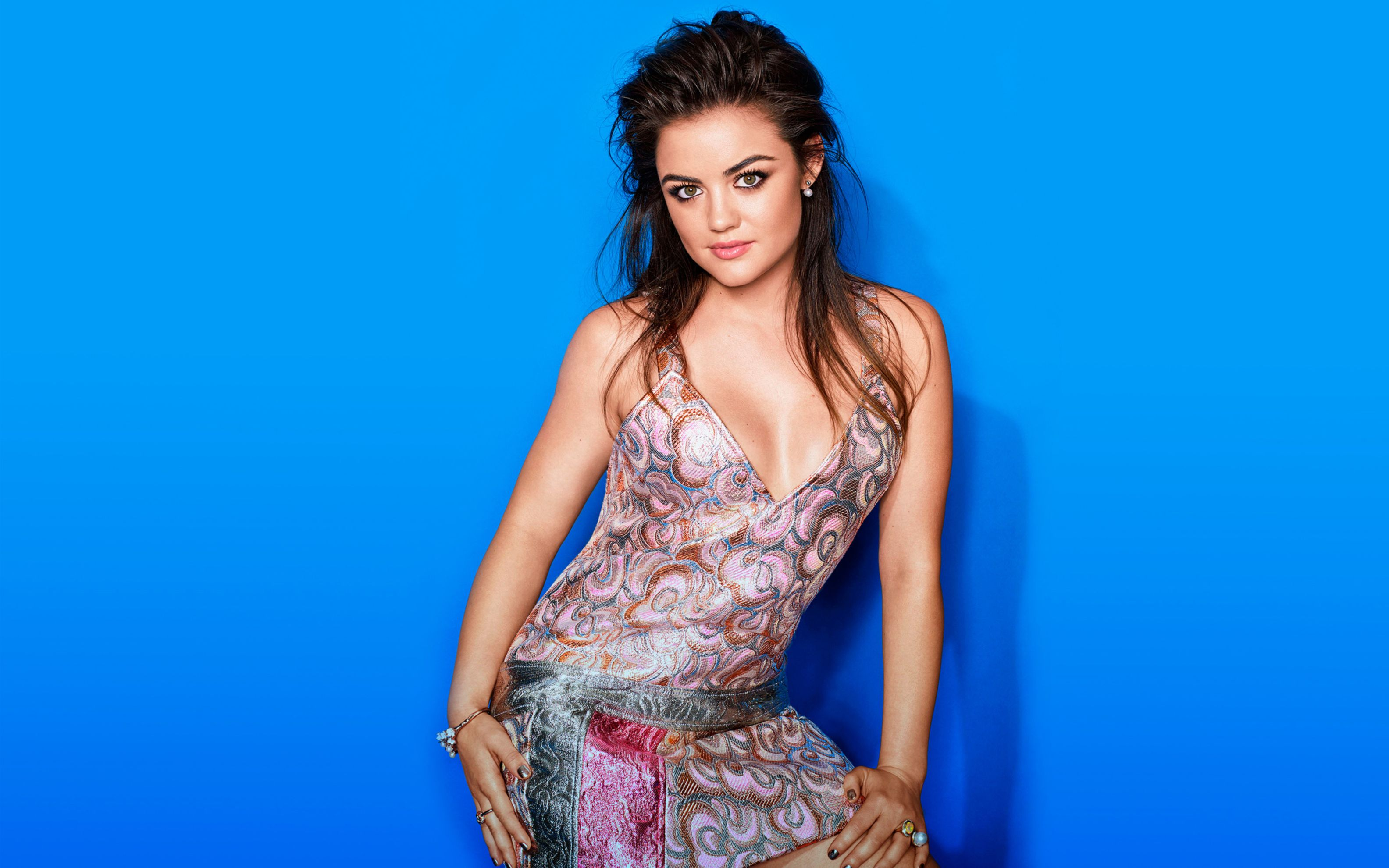 Download free HD Lucy Hale American Actress Wide Wallpaper, image