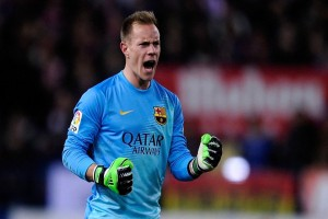 Marc Andre Ter Stegen 1 Wallpaper
