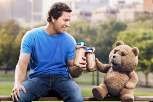 Mark Wahlberg Ted 2 Wide Wallpaper
