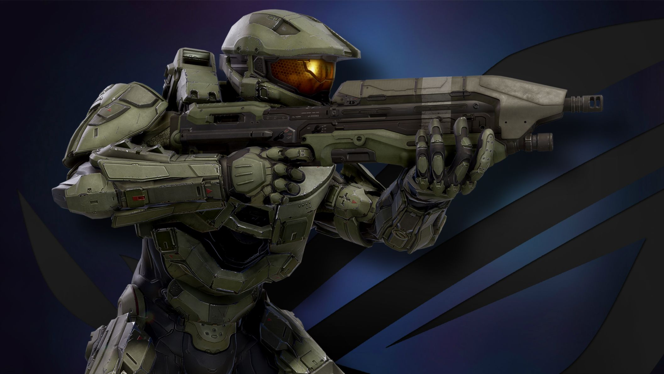 Download free HD Master Chief Rog HD Wallpaper, image