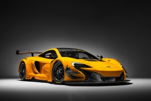 Mclaren 650s GT3 2016 Wide Wallpaper