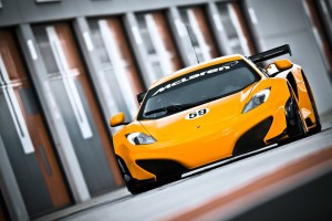 Mclaren Mp4 12c GT3 Wide Wallpaper