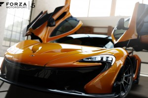 Download Mclaren P1 In Forza Motorsport 5 HD Wallpaper Free Wallpaper on dailyhdwallpaper.com