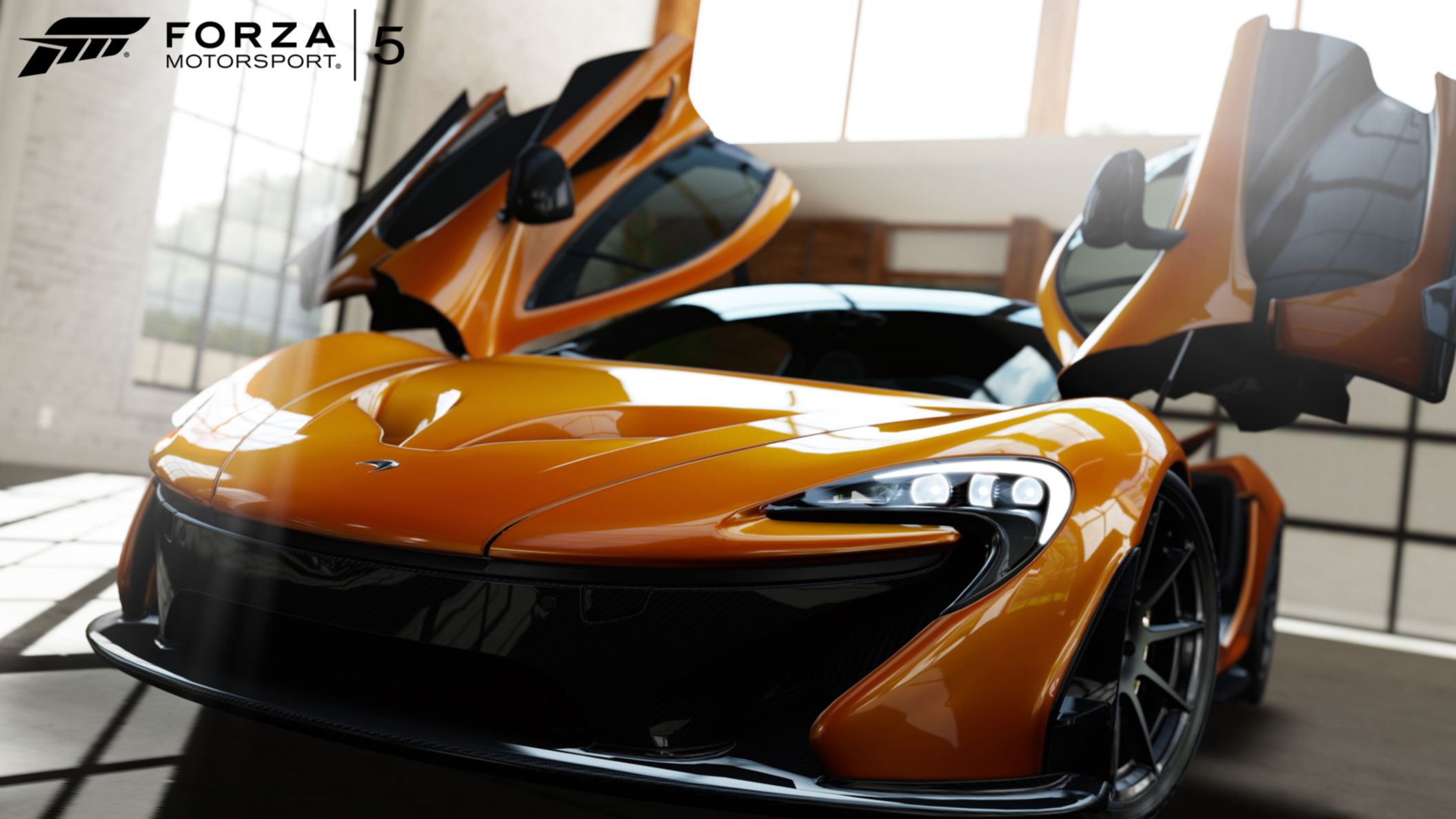 Download free HD Mclaren P1 In Forza Motorsport 5 HD Wallpaper, image