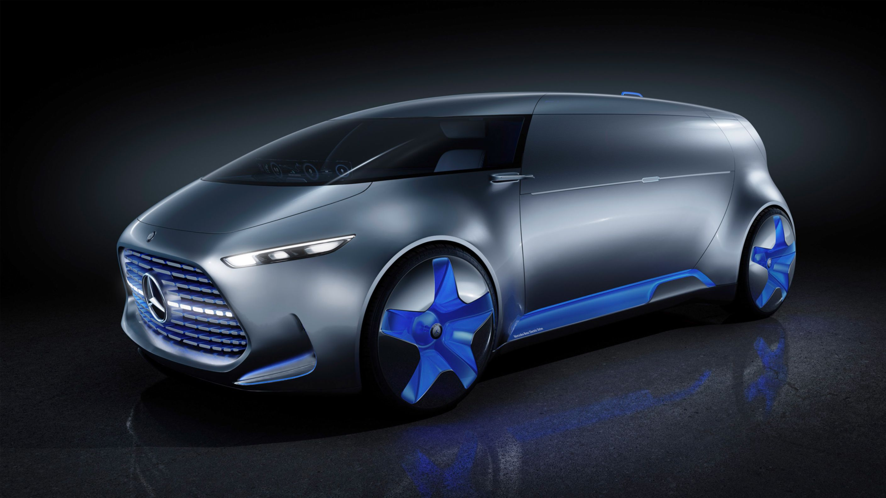 Download free HD Mercedes Benz Vision Tokyo Concept 2015 HD Wallpaper, image