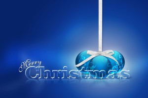 Merry Christmas 3d Wallpaper