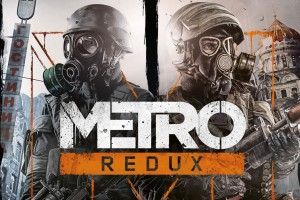 Metro Redux HD Poster Wallpaper