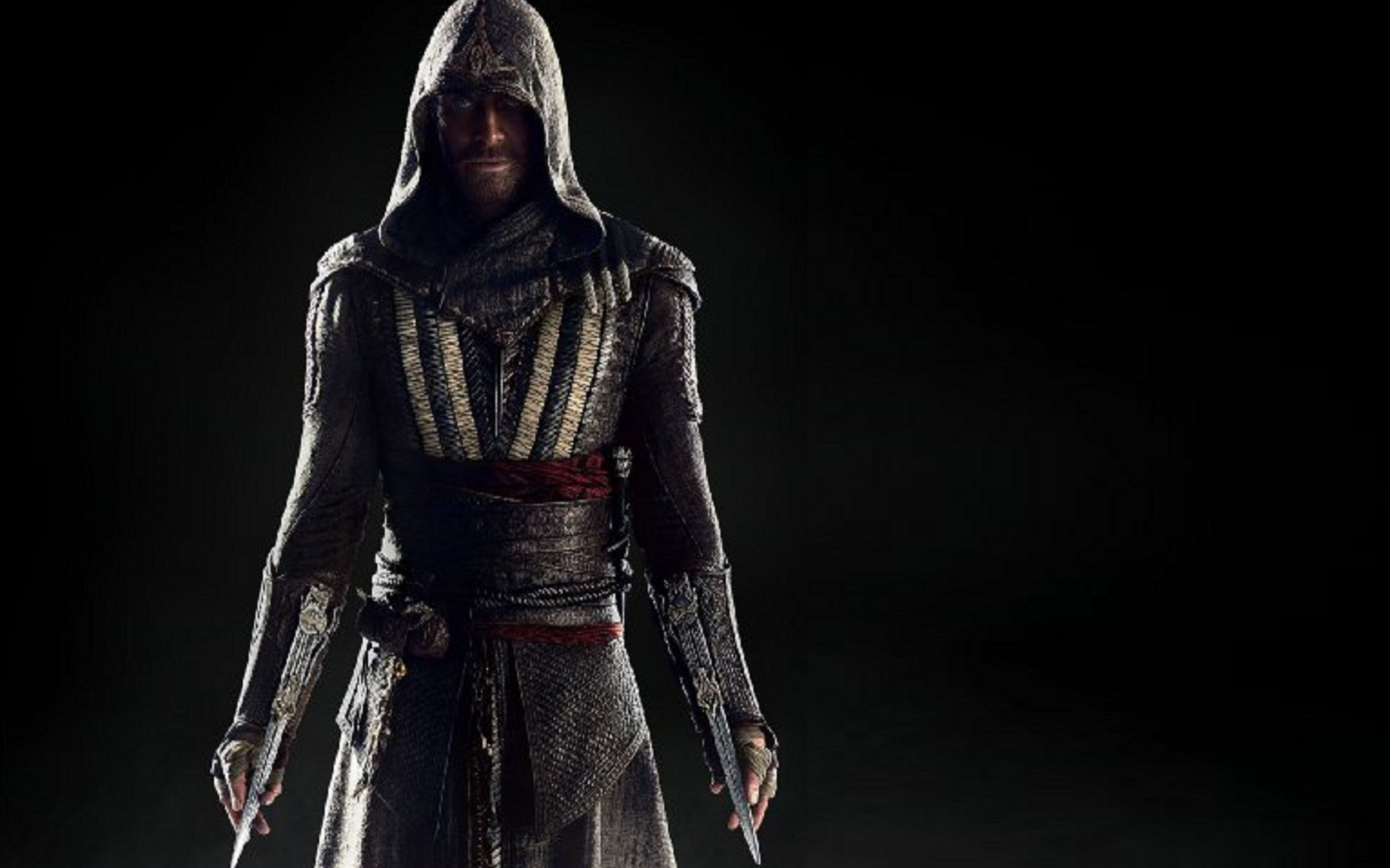 Download free HD Michael Fassbender in Assassins Creed 2016 Wallpaper, image