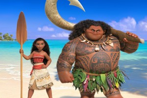 Moana 2016 Movie Wide Wallpaper