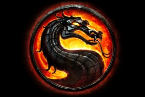 Mortal Kombat Dragon Wide Wallpaper