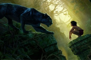 Download Mowgli Bagheera Black Panther The Jungle Book Wide Wallpaper Free Wallpaper on dailyhdwallpaper.com