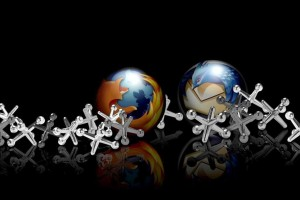 Mozilla Firefox Mail 3d Wallpaper