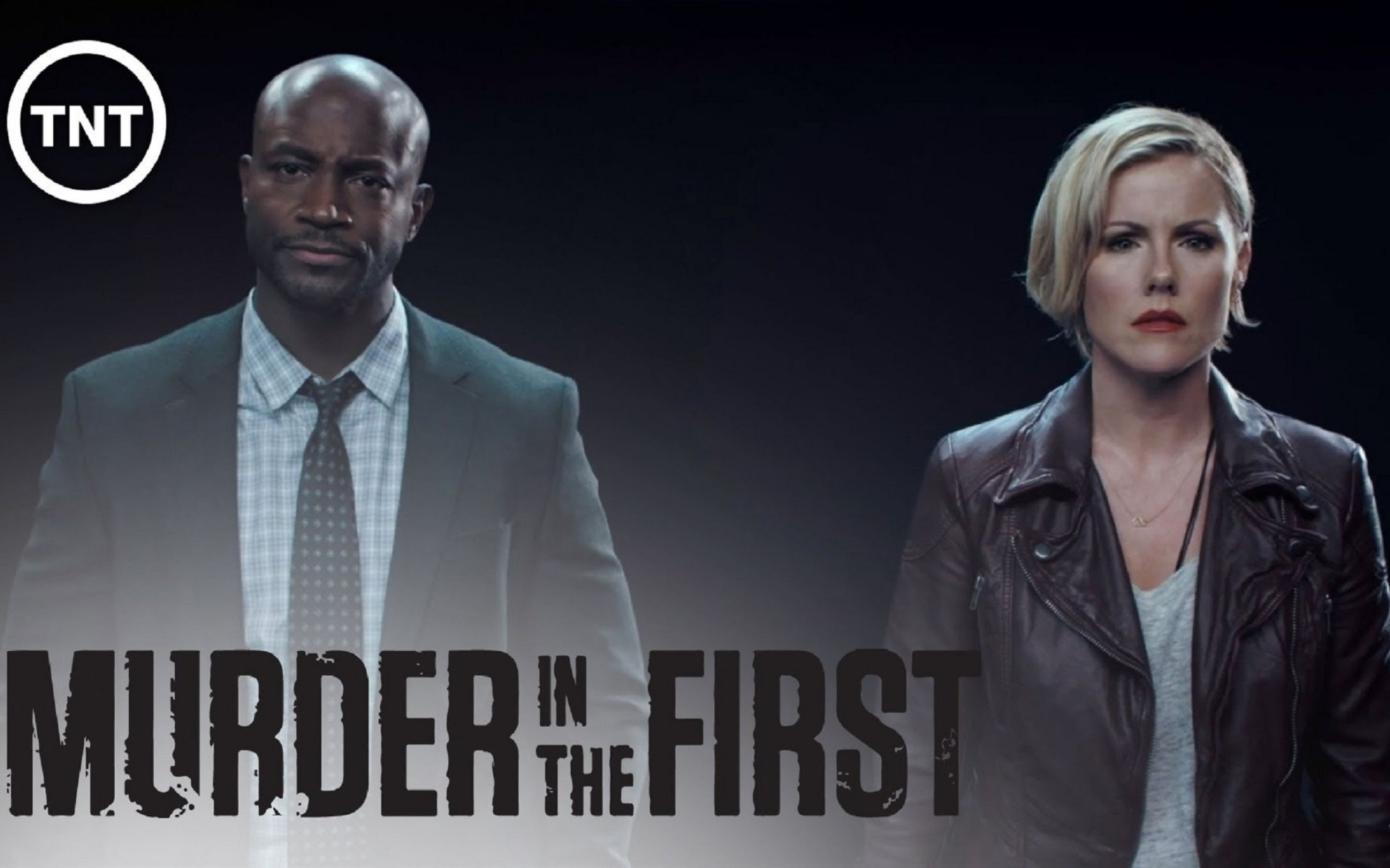 Murder in The First TV Series Wallpaper