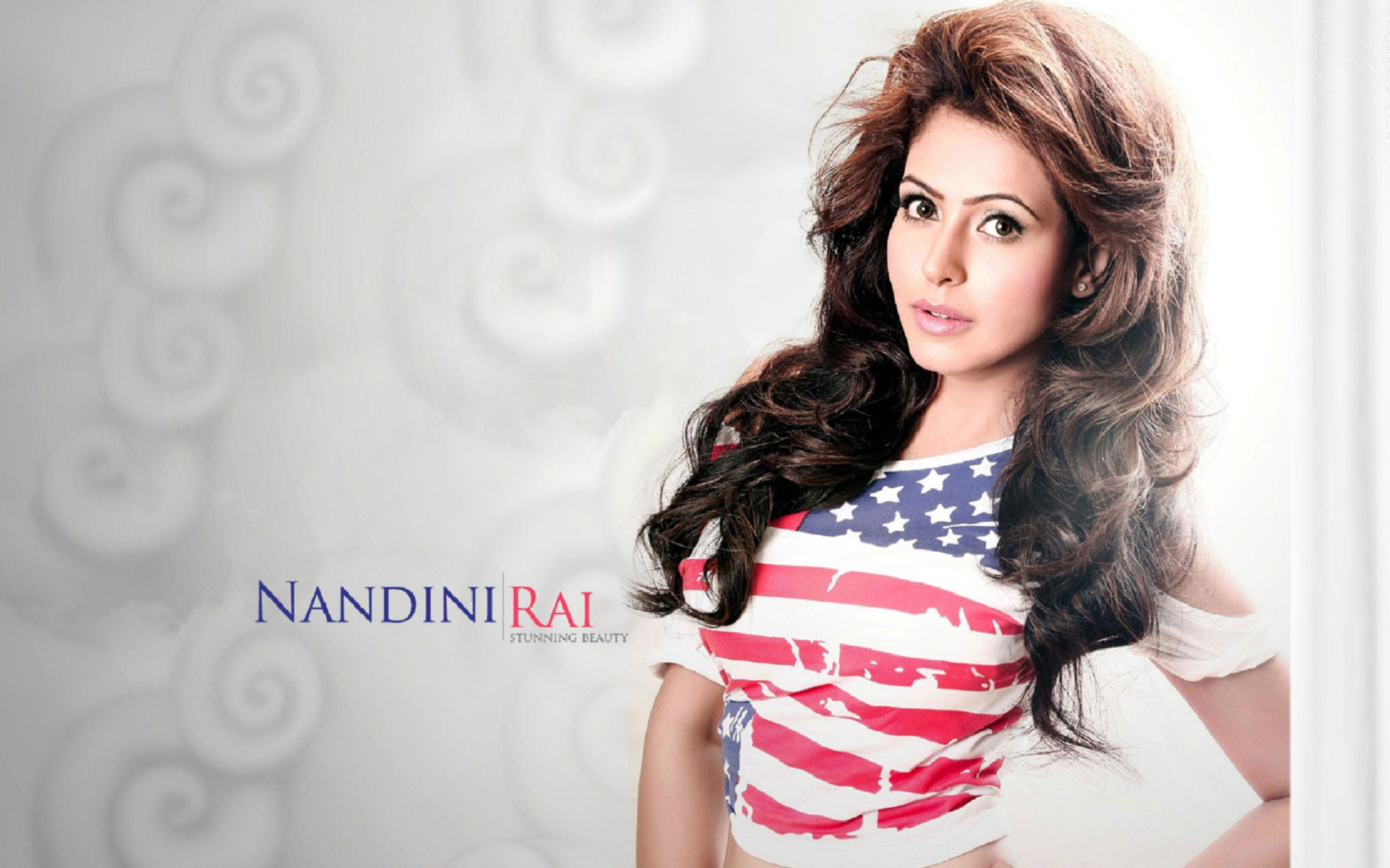 Download free HD Nandini Rai Indian Actress HD Wallpaper, image