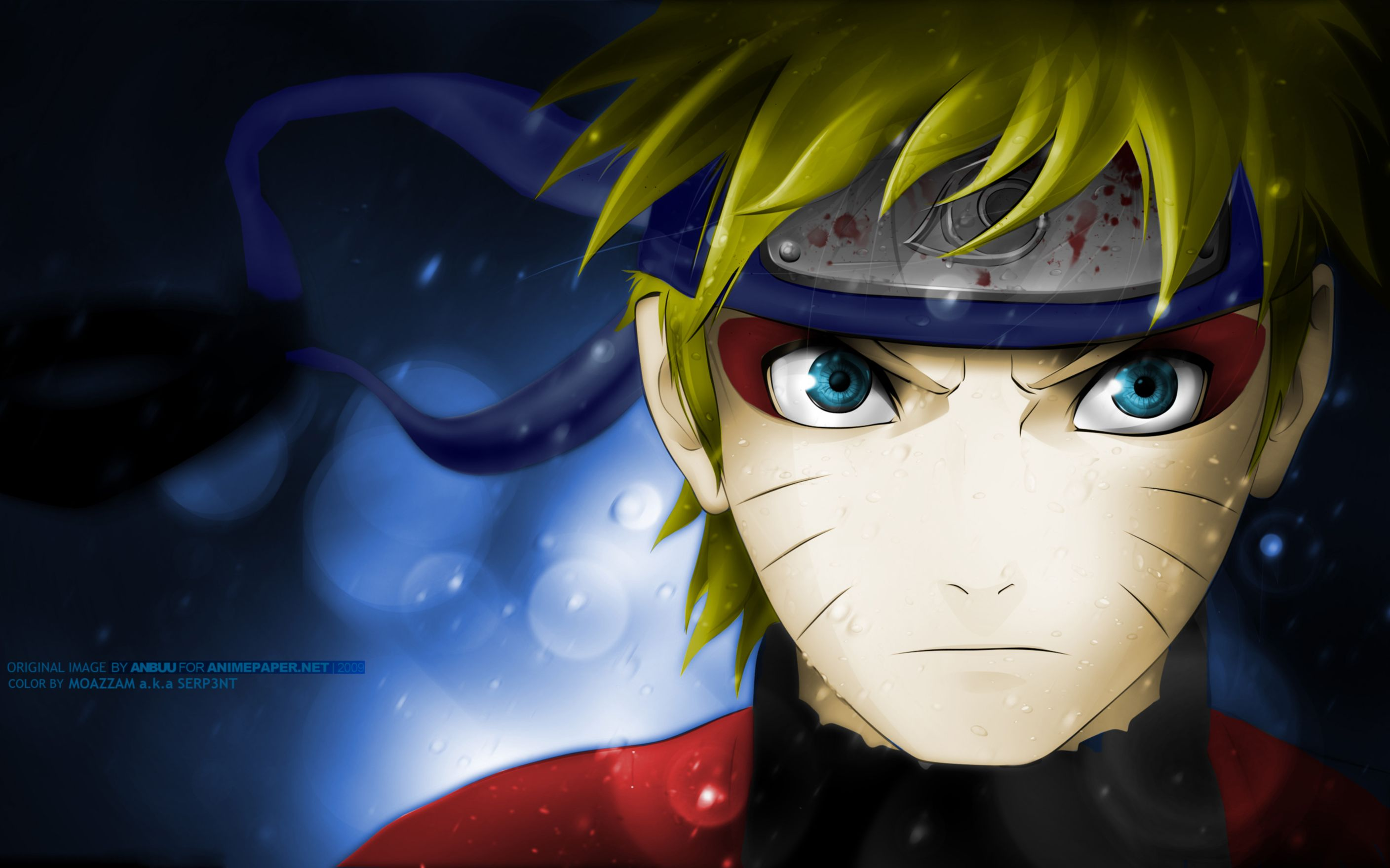 Download free HD Naruto Uzumaki Wide Wallpaper, image
