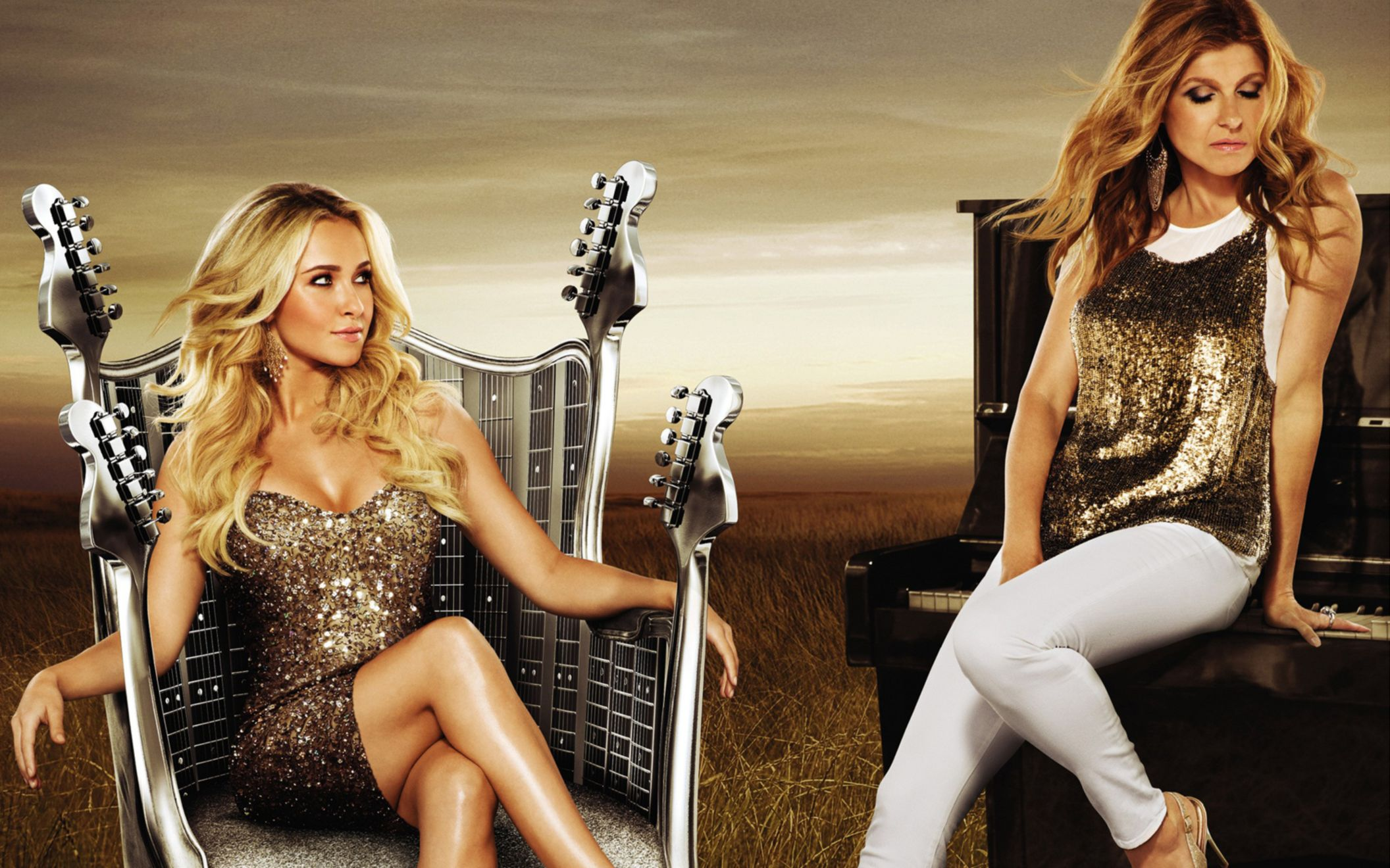 Download free HD Nashville TV Series Wide Wallpaper, image