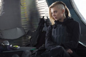 Natalie Dormer Cressida Mockingjay Part 2 HD Wallpaper