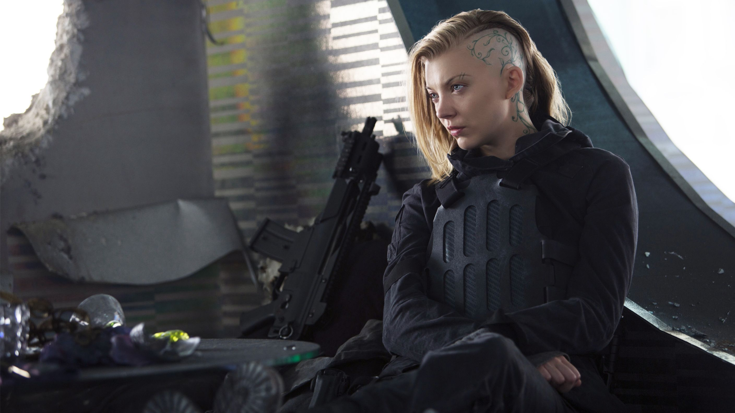 Download free HD Natalie Dormer Cressida Mockingjay Part 2 HD Wallpaper, image