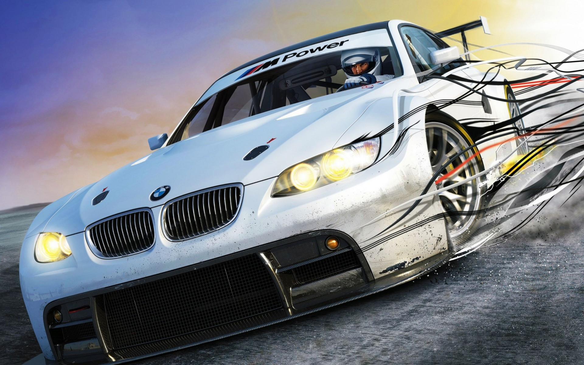 Need For Speed Shift 2 Wide Wallpaper