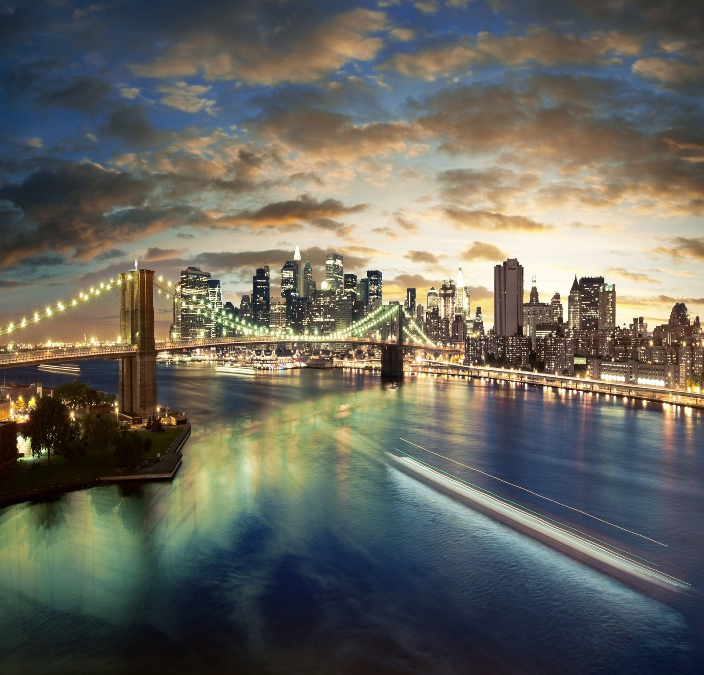 New York City For IPad Wallpaper: Desktop HD Wallpaper