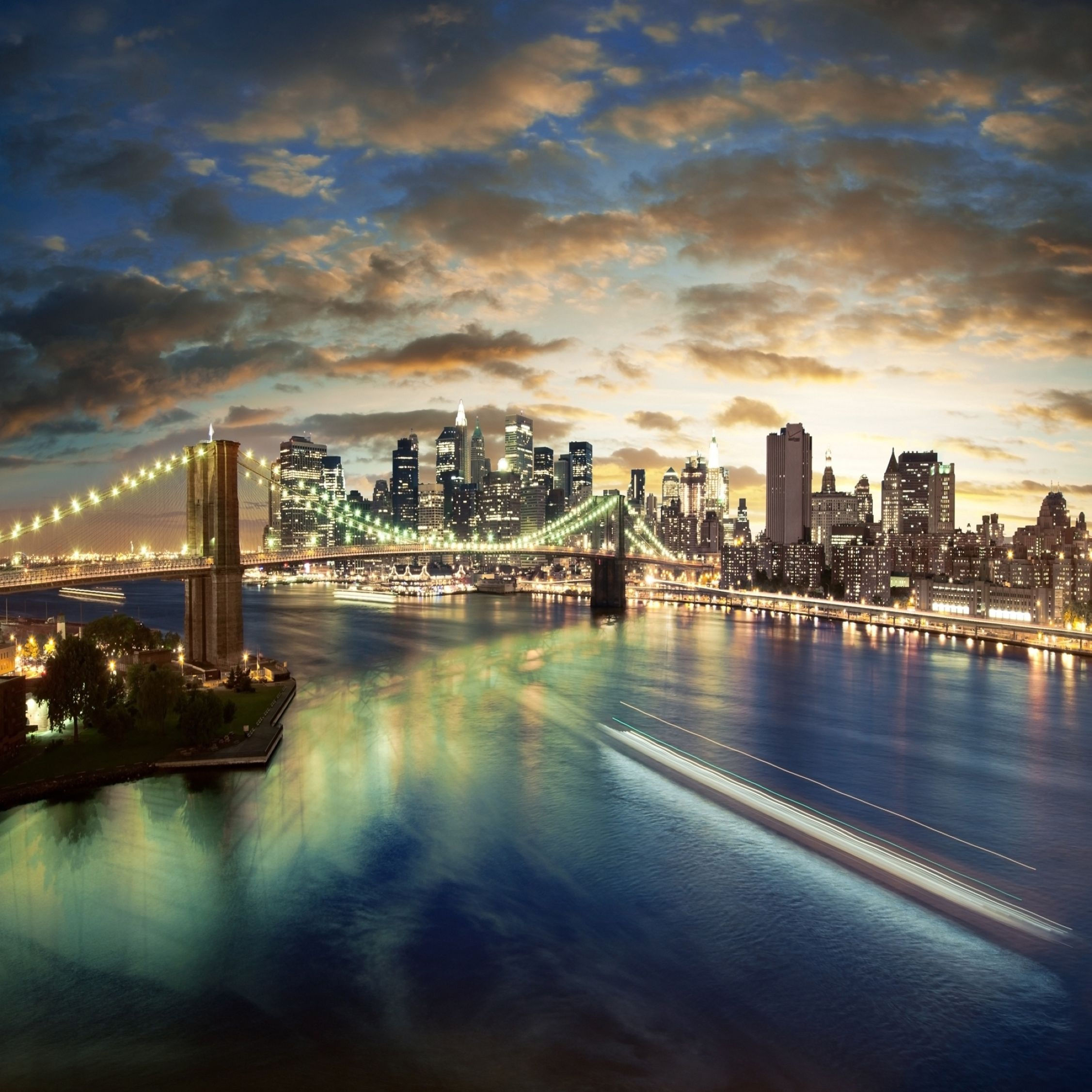new york city for ipad wallpaper: desktop hd wallpaper - download