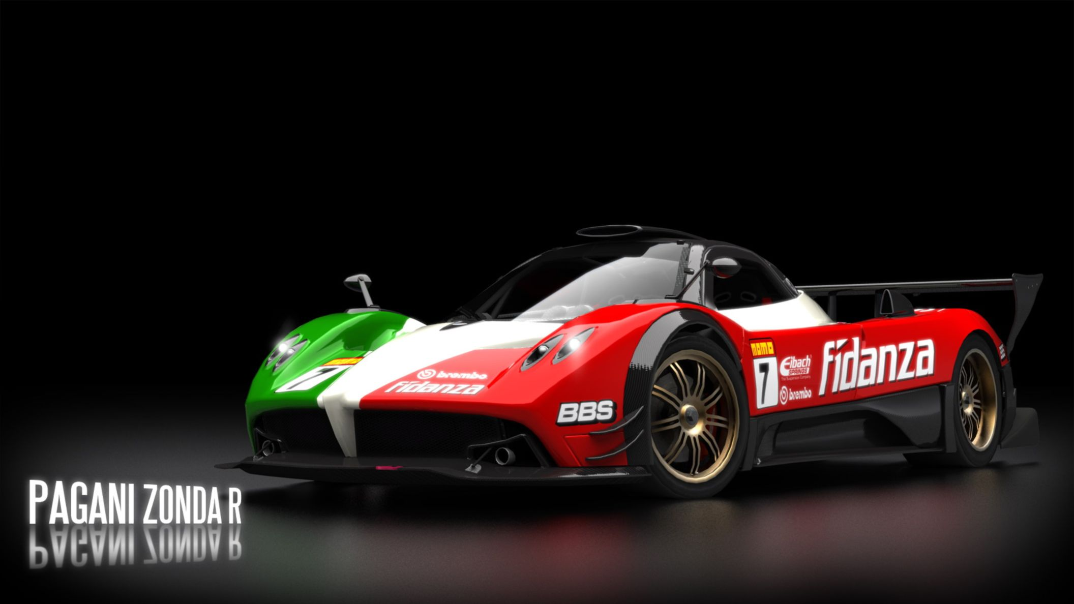 Download free HD Nfs Pagani Honda R HD Wallpaper, image