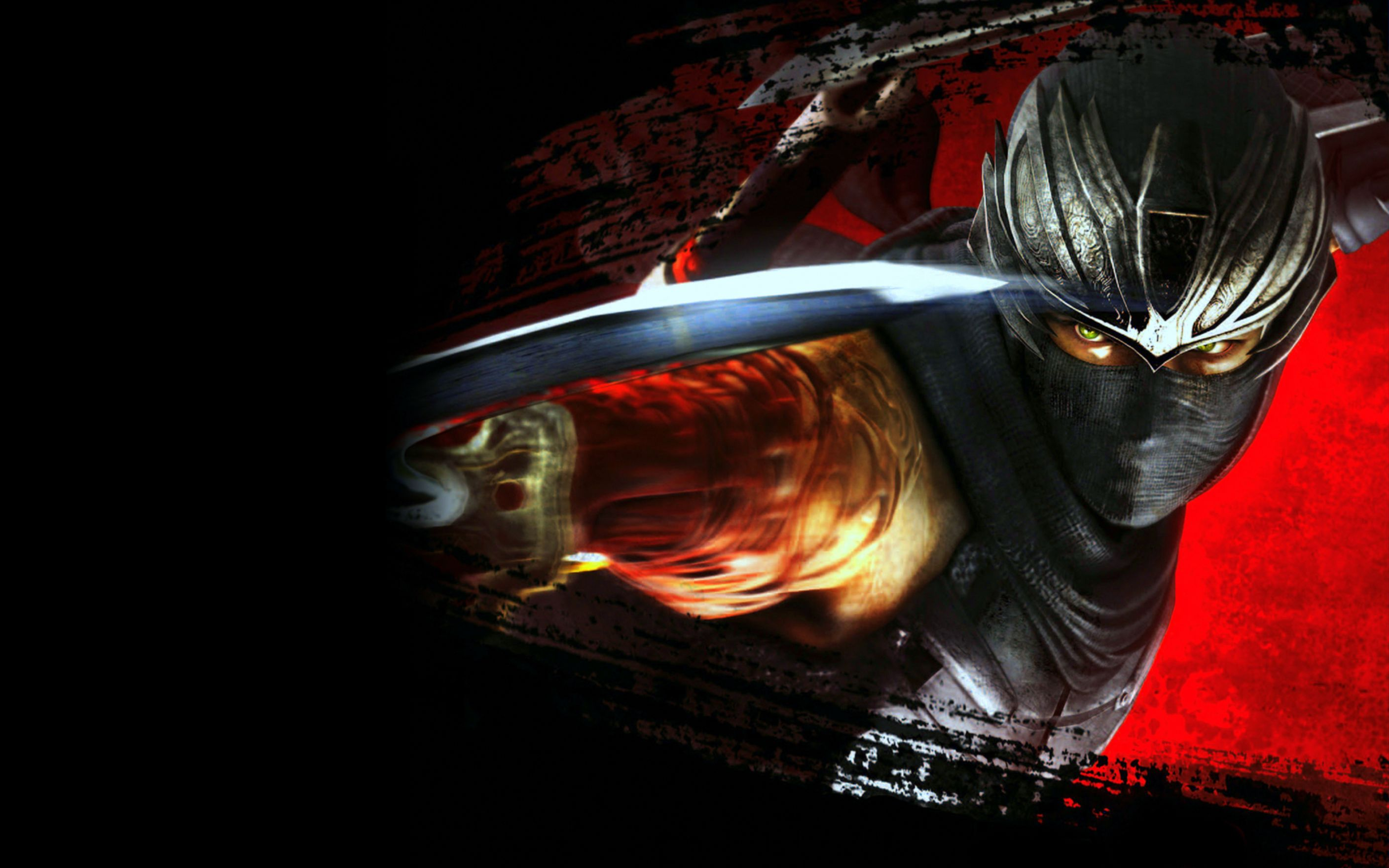 Download free HD Ninja Gaiden 3 Wide Wallpaper, image