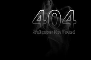 Not Found Funny Wallpaper