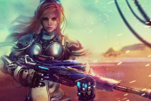 Nova Starcraft HD Wallpaper