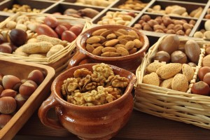 Nuts Food Hd Wallpaper