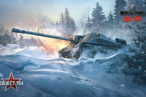 Object 704 World of Tanks Wide Wallpaper