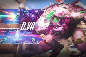 Download Overwatch D Va HD Wallpaper Free Wallpaper on dailyhdwallpaper.com