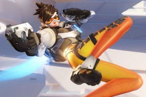 Download Overwatch Tracer 4k HD Wallpaper Free Wallpaper on dailyhdwallpaper.com