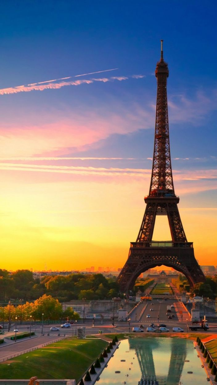 paris city hd iphone 5 wallpaper: desktop hd wallpaper - download