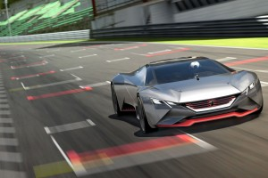 Download Peugeot Vision Gran Turismo 2015 Wide Wallpaper Free Wallpaper on dailyhdwallpaper.com