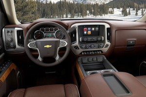 Download Pickup Trucks Chevy Interior 2014 Wallpaper Free Wallpaper on dailyhdwallpaper.com