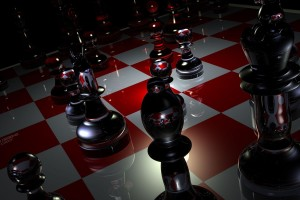 Download Pieces Chess Boards Glass Wallpaper Free Wallpaper on dailyhdwallpaper.com