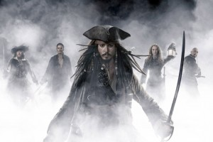 Pirates of The Caribbean Movie HD Wallpaper