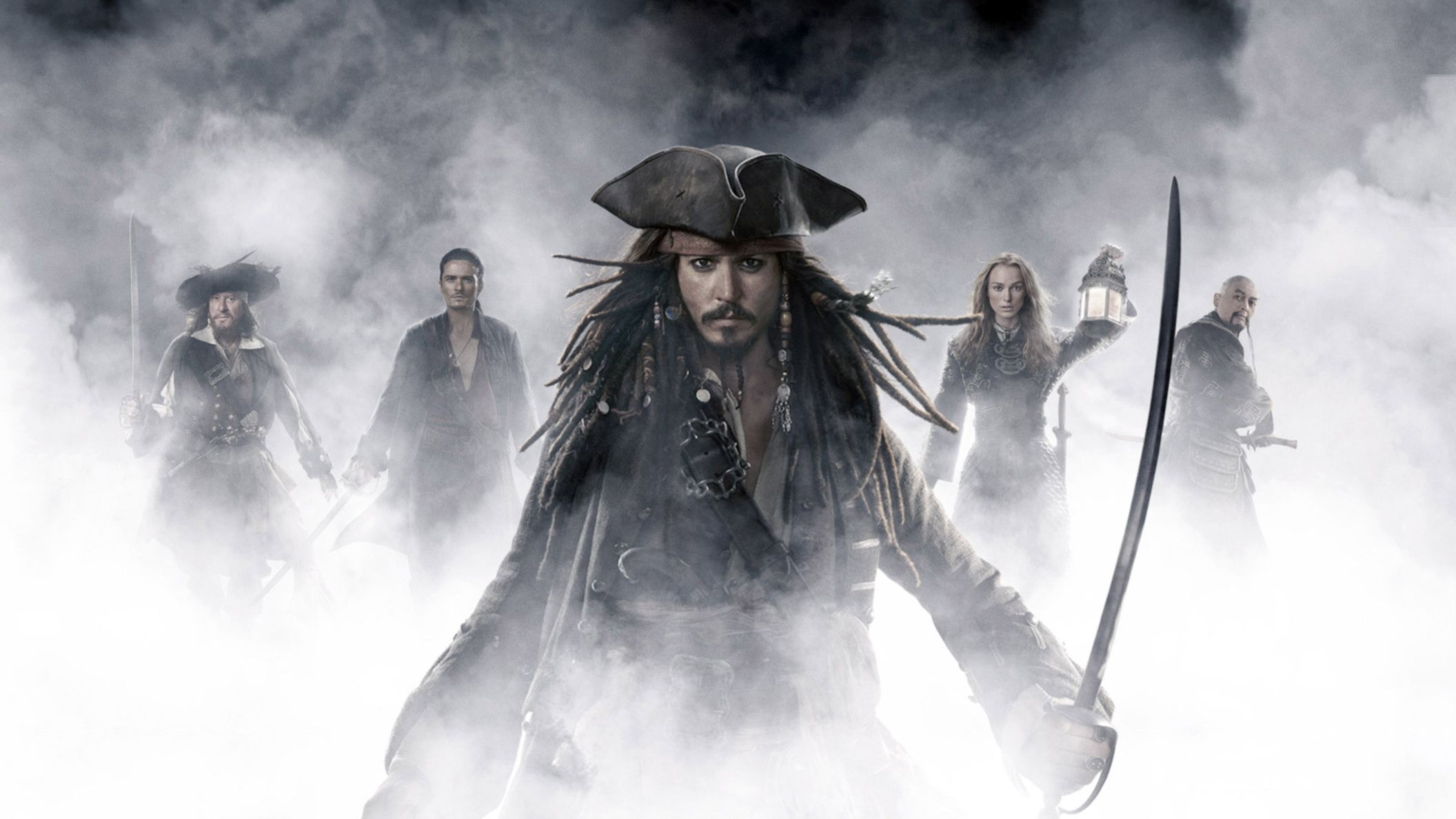 Download free HD Pirates of The Caribbean Movie HD Wallpaper, image