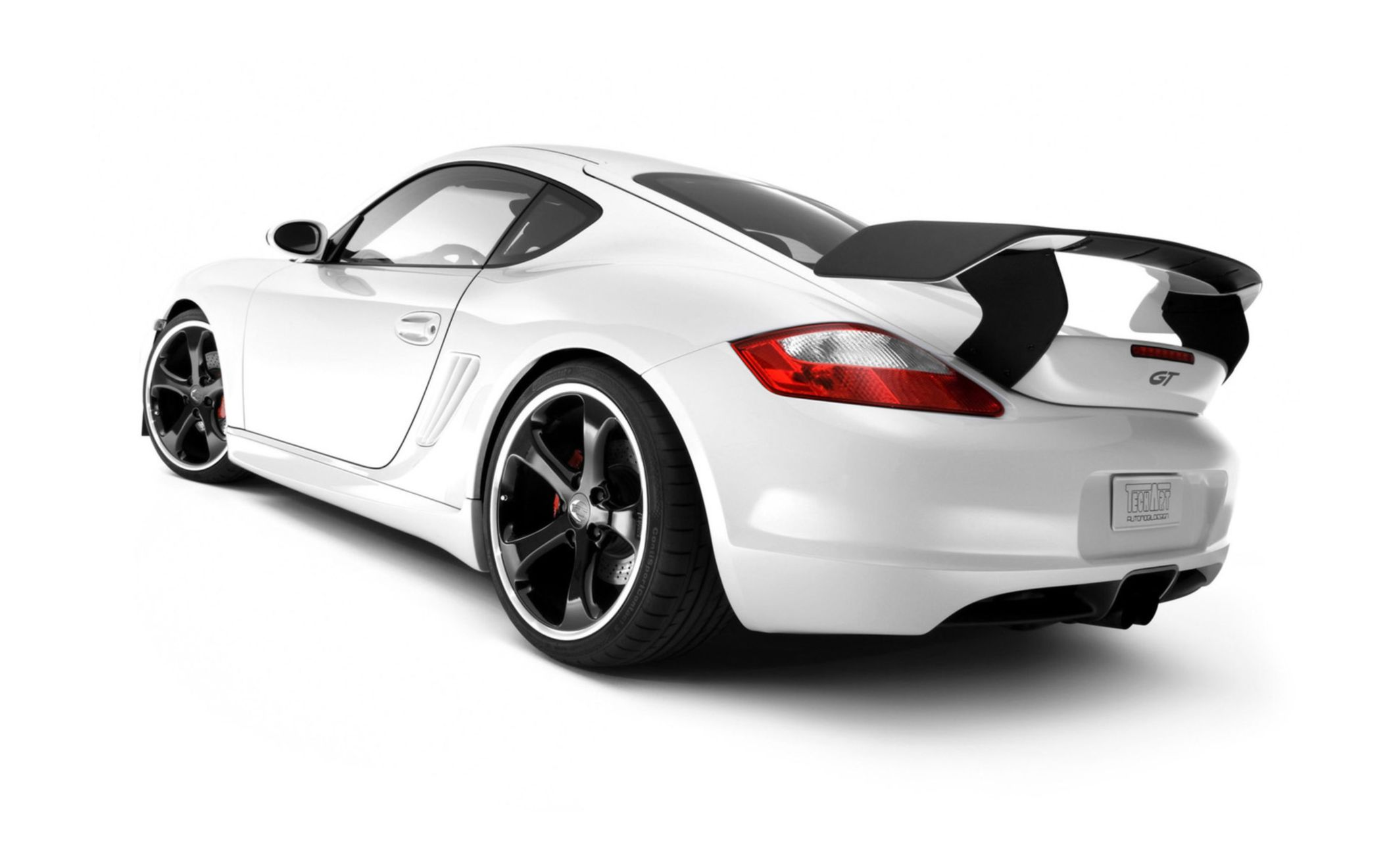 Download free HD Porsche GT White Wide Wallpaper, image