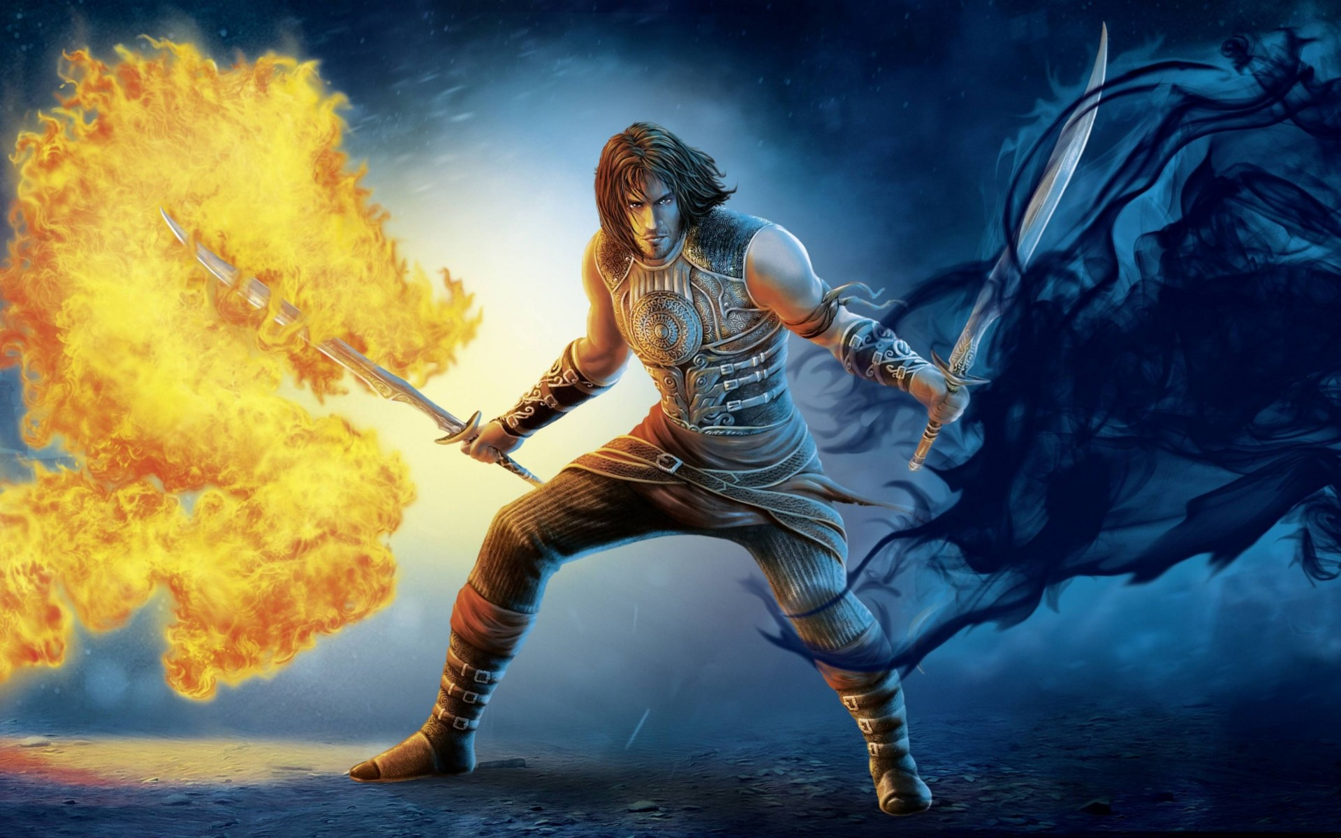 Prince of Persia 2 The Shadow And The Flame Wide Wallpaper