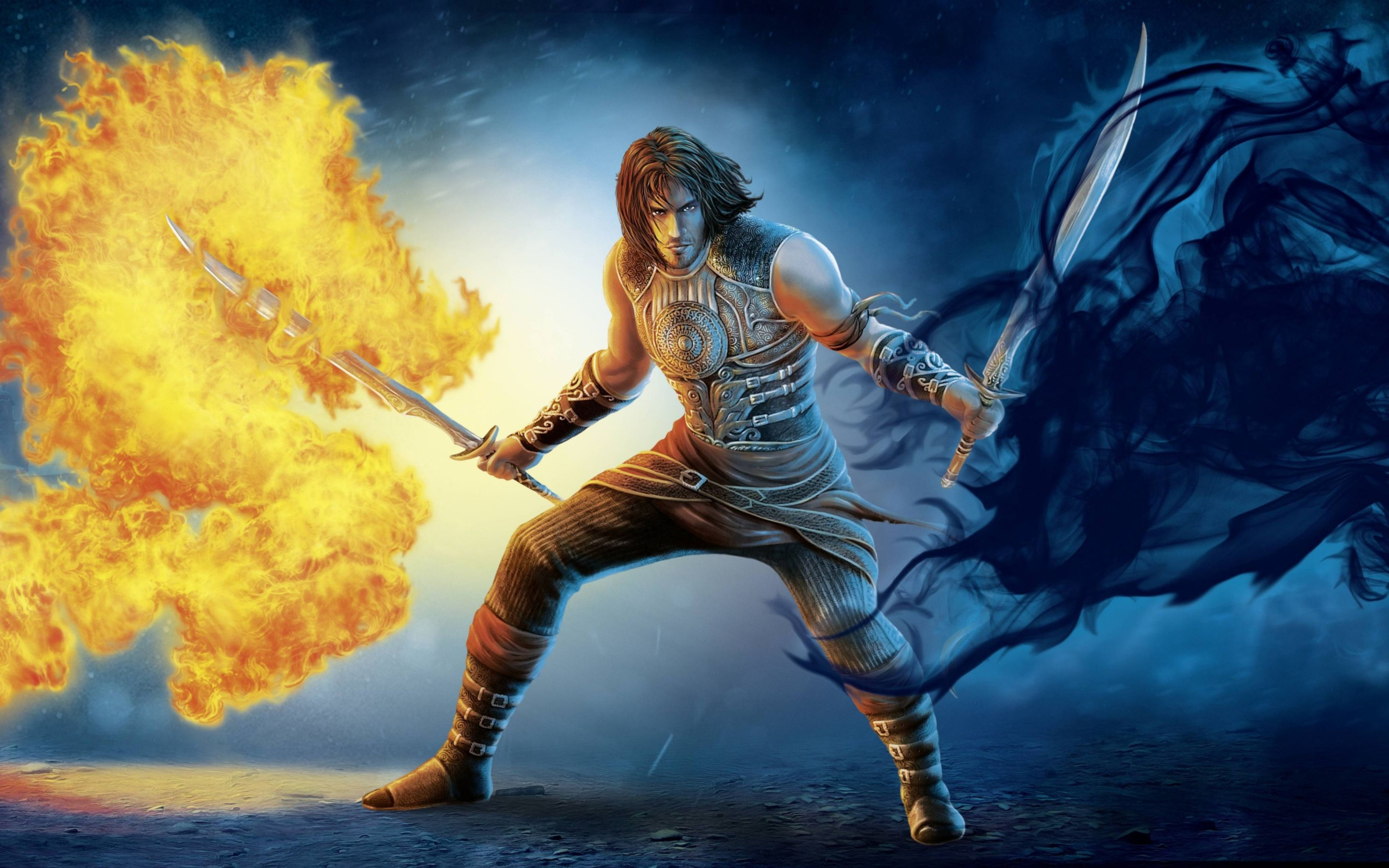 Download free HD Prince of Persia 2 The Shadow And The Flame Wide Wallpaper, image
