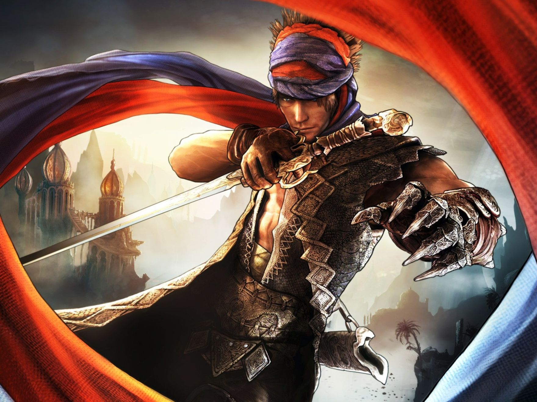 Download free HD Prince of Persia Game Normal Wallpaper, image
