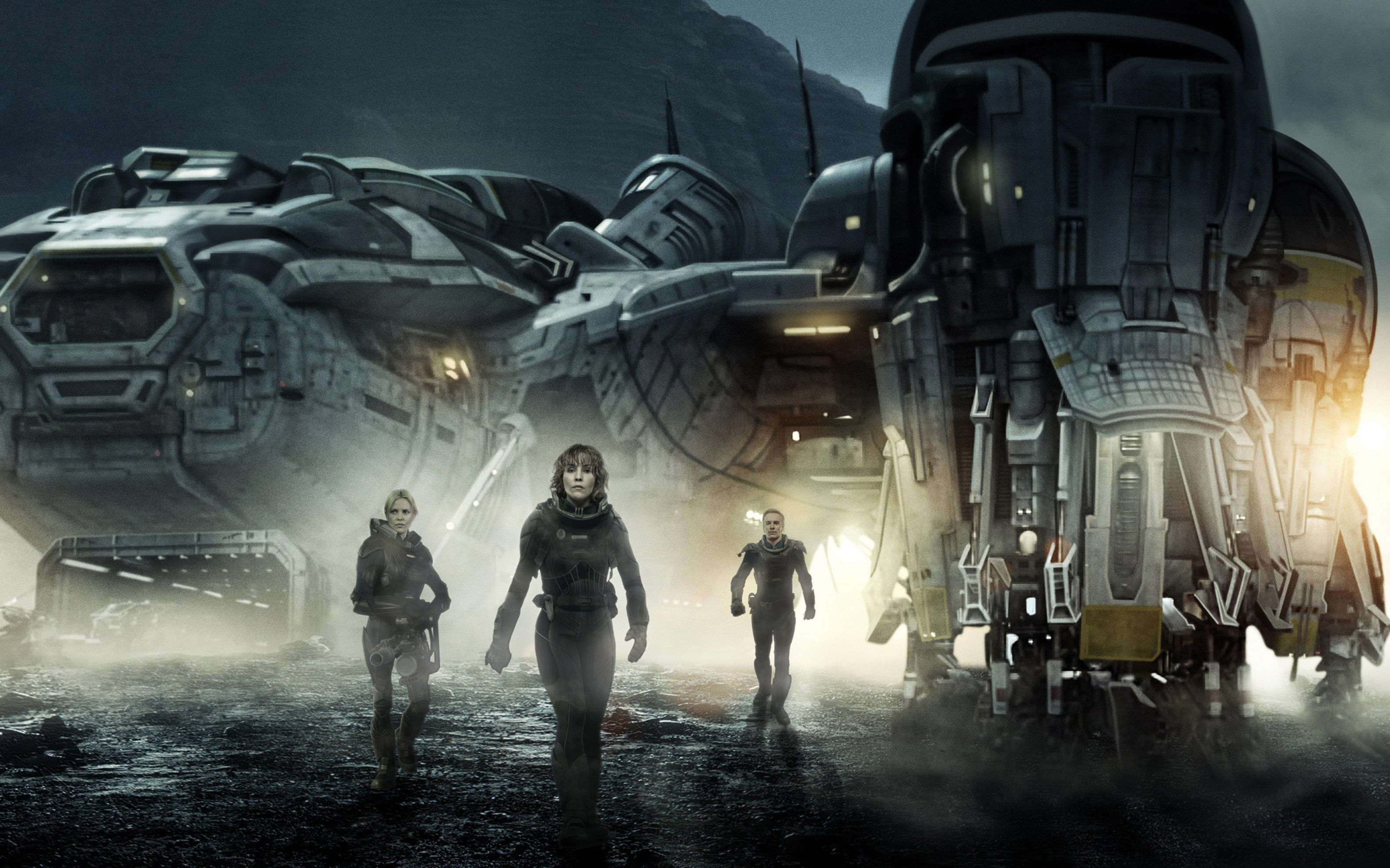 Download free HD Prometheus Wide Wallpaper, image