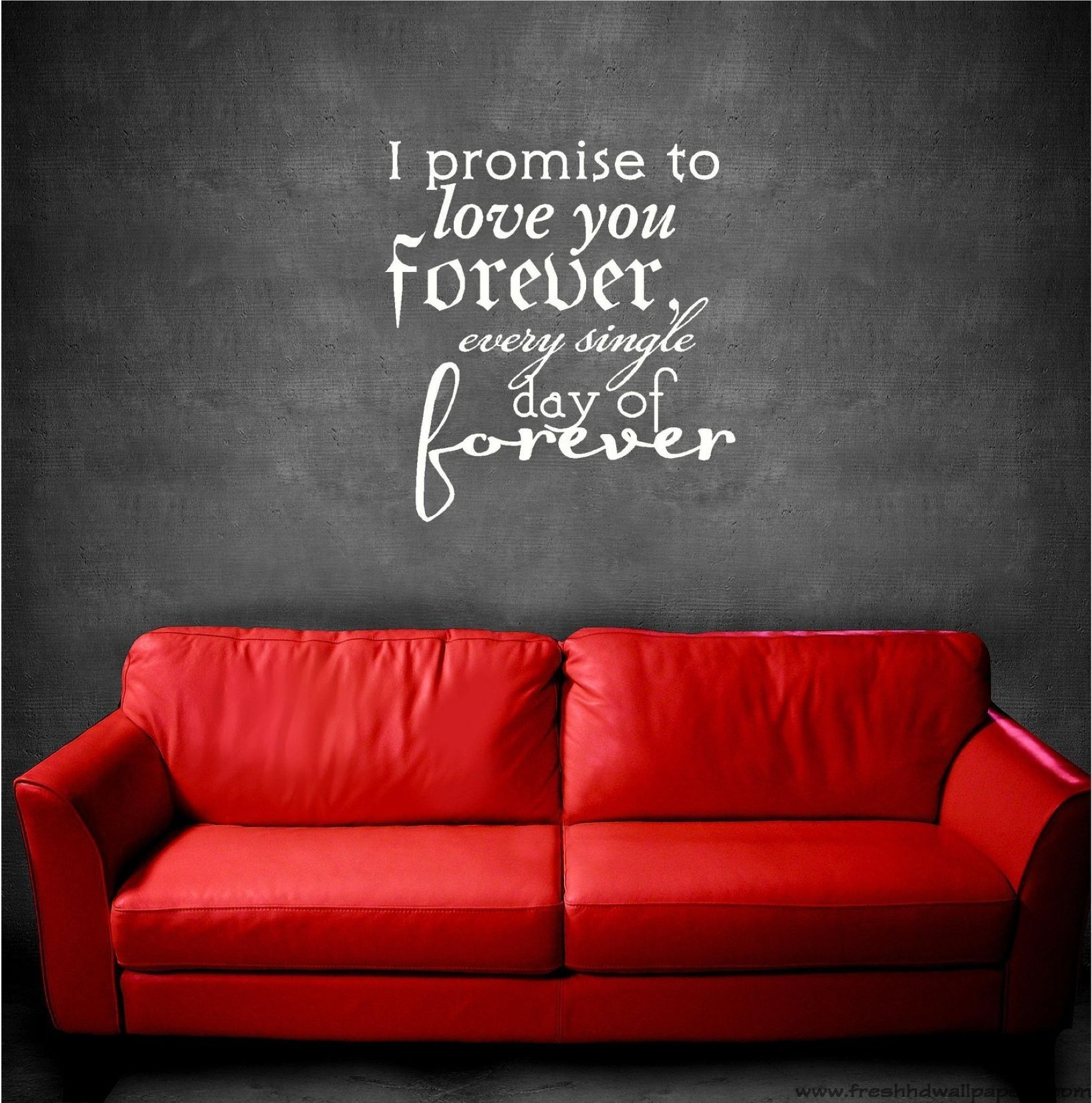 Promise Day Love You Quotes Background Desktop Wallpaper
