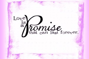 Promise Day Quotes Desktop Wallpaper