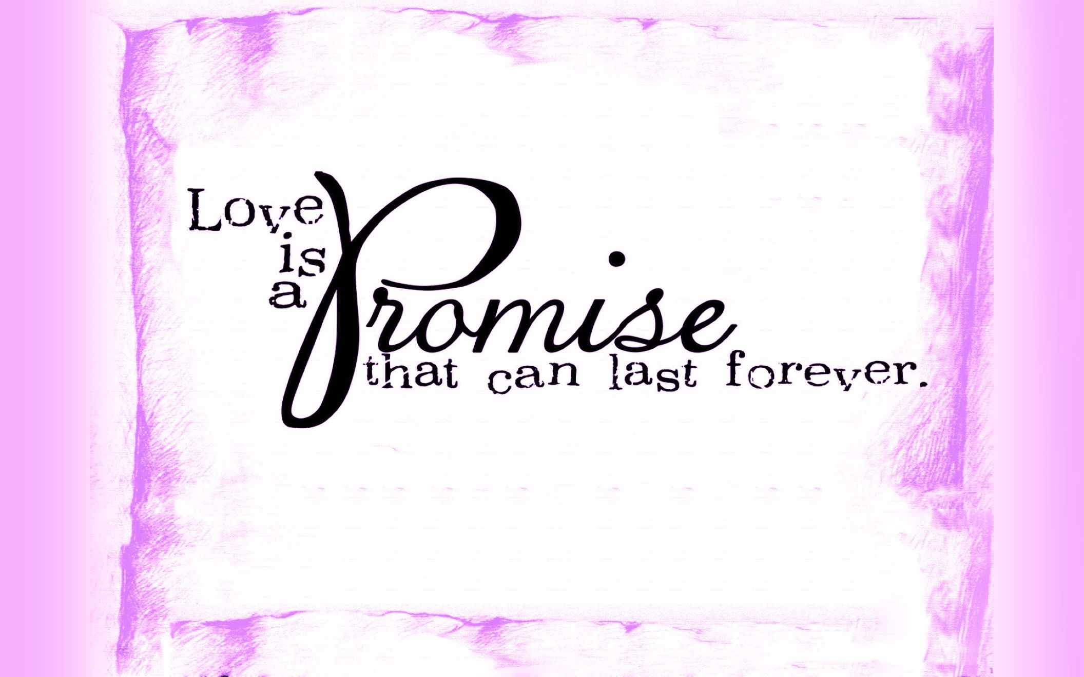 Download free HD Promise Day Quotes Desktop Wallpaper, image