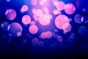 Purple Abstract Art 1280x800 Wallpaper