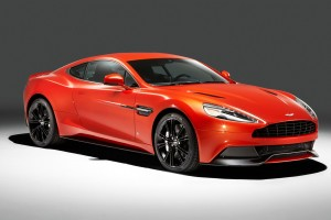 Q By Aston Martin Vanquish 2014 Wide Wallpaper